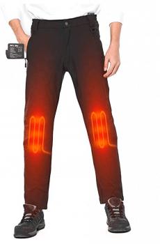pantalones electricos moto