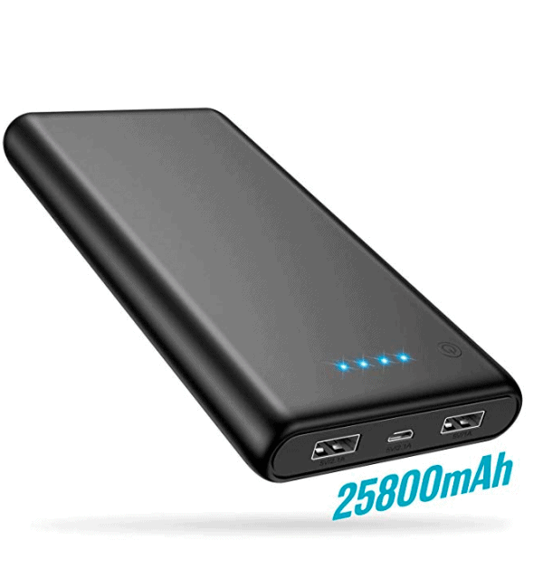 power bank prenda