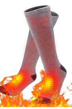 calcetines con calefacción