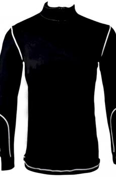 camiseta con calefacción