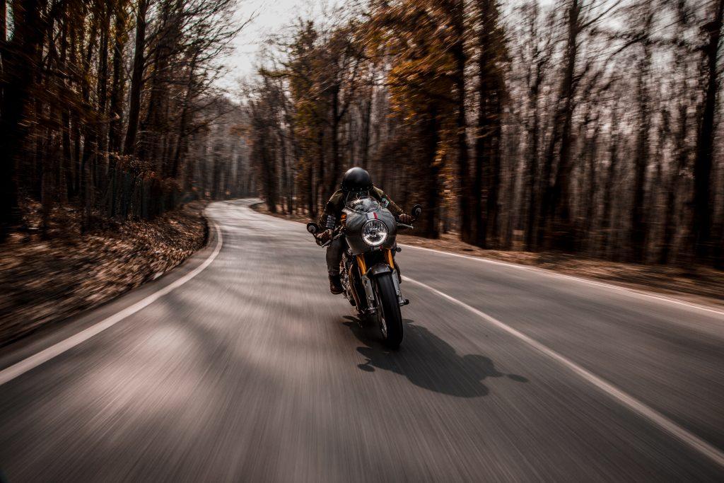 no pasar frío en la moto